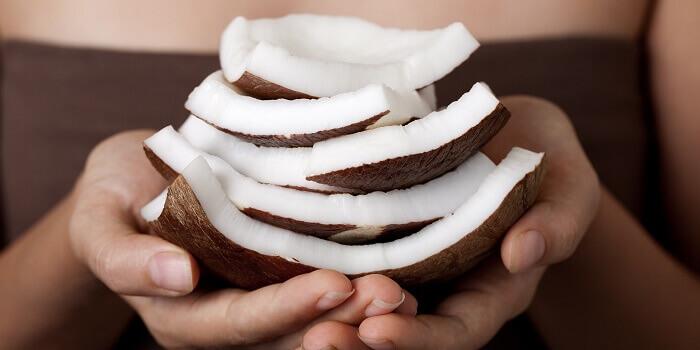 Користь кокосового масла для шкіри і волосся