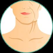 Зморшки на шиї