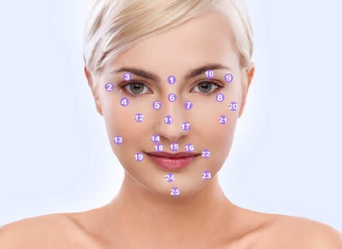 Значення родимок на обличчі у жінок і чоловіків