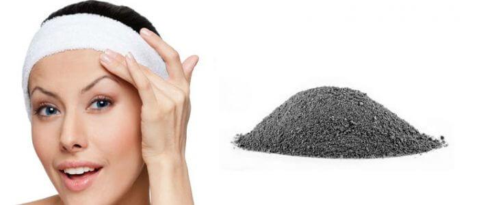 Черная глина от прыщей и черных точек: как использовать