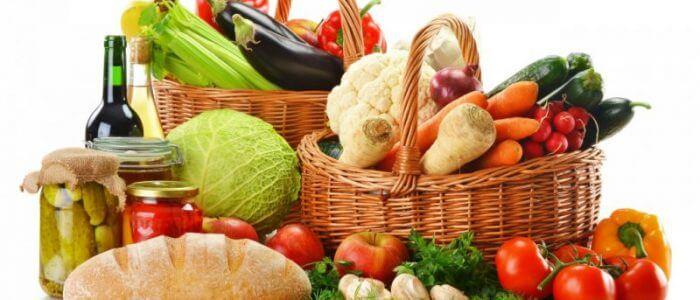 Диета при демодекозе: что нельзя есть и что можно, меню