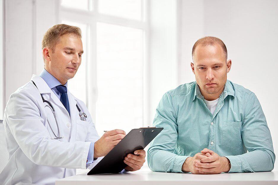 Герпес в интимной зоне у мужчин: симптомы, лечение