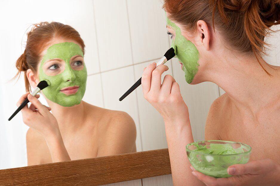 Маска для сухой кожи лица: делаем в домашних условиях