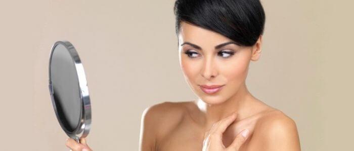 Прыщи на груди: причины, лечение, разновидности