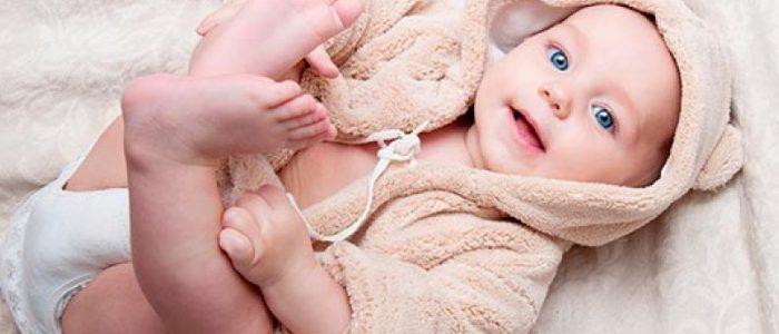 Прыщики на животе у ребенка: причины, лечение