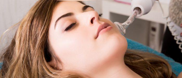 Салонные процедуры от прыщей: пилинг, мезотерапия, маски