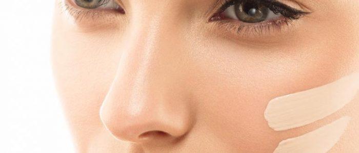 Тональный крем для проблемной кожи: список, особенности применения