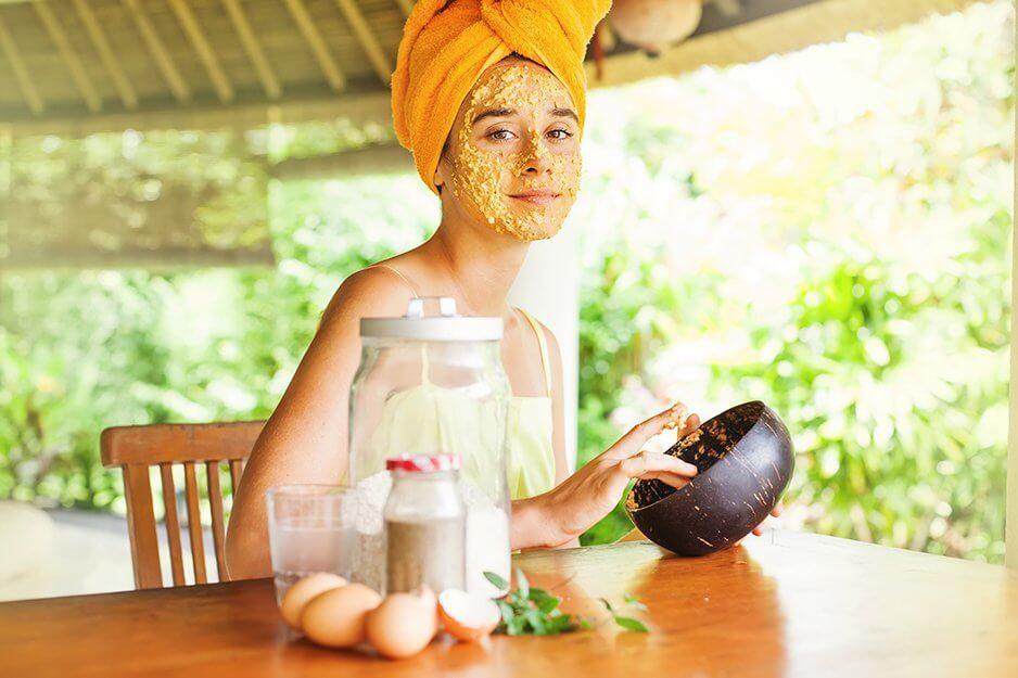Яичная маска для лица: делаем в домашних условиях
